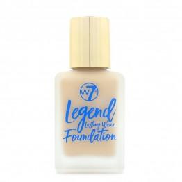 W7 Legend Lasting Wear Foundation - Buff