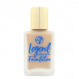 W7 Legend Lasting Wear Foundation - Fresh Beige