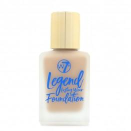 W7 Legend Lasting Wear Foundation - Natural Beige