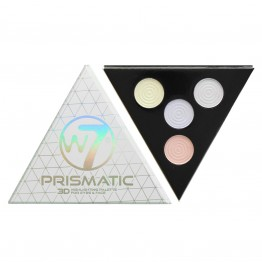W7 Prismatic 3D Highlighting Palette