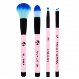 W7 Professional 4 Piece Brush Collection