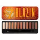 W7 Blazin' Eyeshadow Palette