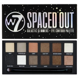 W7 Spaced Out Eyeshadow Palette