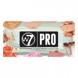W7 PRO Professional 12 Piece Brush Collection