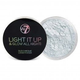 W7 Light It Up & Glow All Night! Highlighting Powder - On Air