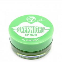 W7 Overnight Lip Mask - All Night Apple