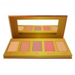 W7 Life's A Peach Cheek & Face Palette