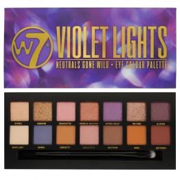 W7 Violet Lights Eyeshadow Palette