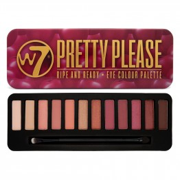 W7 Pretty Please Eyeshadow Palette